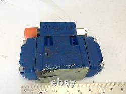 Rexroth R900917523, Drc-5-52/110y So173, R900916663 Hydraulic Directional Valve, Dk