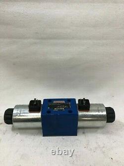 Rexroth R900930080 Hydraulic Directional Control Valve