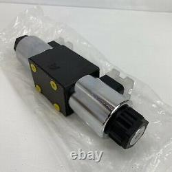 Summit Hydraulics D03 VALVE D03-2A-12V DOUBLE SOLENOID DIRECTIONAL VALVE