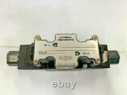 UCHIDA REXROTH 4WE 6T-60M0 / AW100NPL Hydraulic Directional Control Valve AC100V