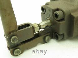Vickers C-432-C Manual 3-Pos Spring Lever Directional Hydraulic Valve 3/4NPT