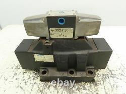 Vickers DG5S4-1033C-53 Hydraulic Directional Control Solenoid Valve DG4S4016C50