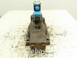 Vickers DG5V-10-S-2C-M-FPA5WL-B-10 Hydraulic Directional Control Solenoid Valve