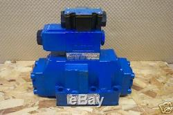 Vickers Dg5s8-0a-mfwb-6-40 Hydraulic Pilot Directional Control Valve New