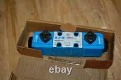 Vickers/ Eaton DG4V 3 0C MU A6 60 Hydraulic Directional Control Valve