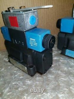 Vickers Hydraulic Directional Control Valve DG5S4-046C-M-FPBWL-B5-60 NEW (564)