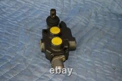 Walvoil, Hydraulic Directional Control valve, SD4, New, Parker, Gresen, Prince