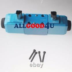 12v Hydraulique Solenoid Valve Directionnelle 25/220998 25/221359 Pour Jcb 3cx, 4cx