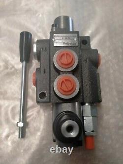 1p40r1a1 Hydraulic Directional Control Valve Cylinder Bobine Ressort Retour