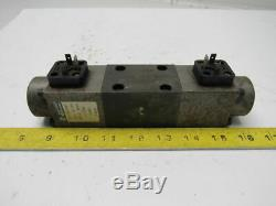 Aimant Schultz 1c-047-506 Directionnel Hydraulique Vanne De Régulation