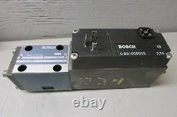 Bosch 0831006003 Soupape De Commande Directionnelle Proportionnelle Hydraulique Avec 0811404039