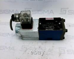 Bosch Rexroth 0811403104 Soupape De Commande Directionnelle Proportionnelle Hydraulique