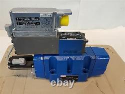 Bosch Rexroth 4wrle16-w4-180sj-3x 0811404328 Valve De Commande Directionnelle 24v Nouveau