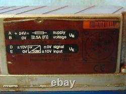 Bosch Rexroth, Valve De Commande Directionnelle, 4wrpeh-6-c. B24l-20/g24k0/a1m