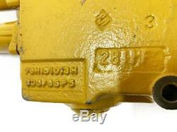 Caterpillar Komatsu Monobloc Hydraulique-distributeur, 6 Spool Nouveau