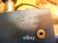 Cec Hydraulique Servo-distributeur Bloc 41339