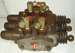 Commande De Direction Hydraulique Valve Pca2309 Clark Spu714