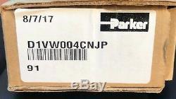 D1vw004cnjp Parker Commande Directionnelle Vannes Série D1vw
