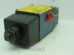 Dynex Rivett 6553-02-115/df-71 Valve De Commande Directionnelle Hydraulique 3000 Psi