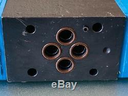 Eaton Vickers Dg4v Éléctomagnétiques Directionnel Valve Hydraulique