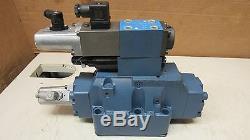 Eaton Vickers Khdg5v 2c280n200 X VM U1 H1 20 Hydraulique Directionnel Soupape De Commande