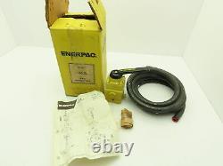 Enerpac Vc-3l 3-way Hydraulique Robinet De Commande Directionnel Manuel 4 Gpm 3/8 Npt