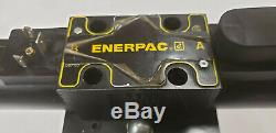 Enerpac Ve43 Pompe Hydraulique Mounted Direction Vanne De Régulation 24v Sol. Pièces Lot2