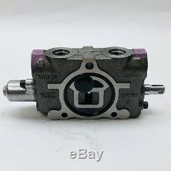 Husco N5002-v5 Hydraulique Directionnel Section Spool Valve