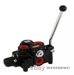 Marque Hydraulique Dcf16m454lf1, 4-way-distributeur, 3000psi 45gpm