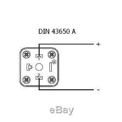 Monobloc Hydraulique Directionnelle Solénoïde De Commande De Soupape 3 Spool, 13 Gpm Avec Switch