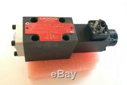 Moog Xwb10317 Solenoid Valve Directionnelle Moog Hydraulique Valve Hpn 36441 21mpa