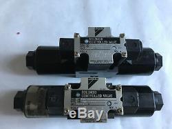 New Daikin Ls-g02-2cp-30-en Hydraulique Valve Directionnelle Dc24v Mfg No 30 6106, Et
