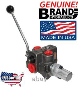 New En Stock! Marque Hydraulique Sdcf755m124lf1 Directionnel 4 Voies Valve Levier Nouveau