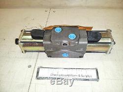Nos Bosch Racine Commande Hydraulique Linéaire Directionnel Vanne 4 Voies 994523 994535