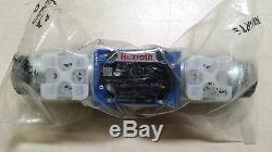 Nouveau! Rexroth Hydraulique De Contrôle Directionnel Valve R900574017 Rapide USA Livraison