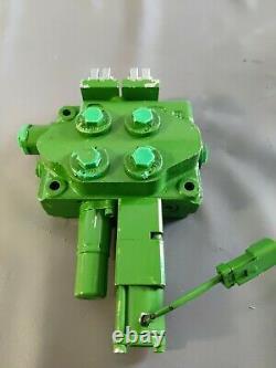 Nouveau! Robinet De Levier Hydraulique De Commande Directionnelle De Tracteur 7gh121208 5/2p