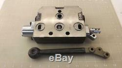 Parker 250511589, V20 0520 C, 520 C V20 Hydraulique De Contrôle Directionnel Valve T27
