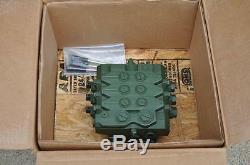 Parker 3 Spool Vpl Series Commande Hydraulique Directionnelle Valve Val3304-0004-062