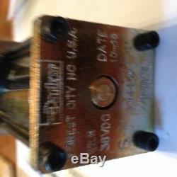 Parker 994452 36v DC Commande De Soupape Directionnelle Hydraulique