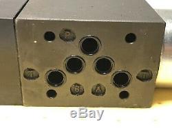Parker D3fx Série Ng10 / Cetop-5 Hydraulique Proportionnels Vanne De Régulation