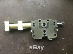 Parker Gresen V20-7526 Parallèle Hydraulique Directionnel Spool Valve Heil Partie Numb