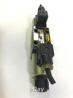 Parker Hydraulique Valve-distributeur D1vw1cnjpf 75 5000-1500 Psi