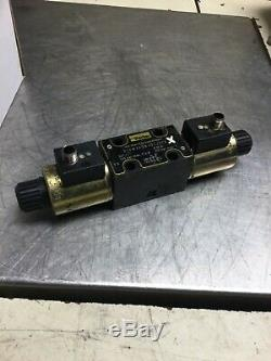 Parker Hydraulique-distributeur, D1vw20dnjdlj575, 24vdc, Utilisé