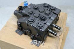Parker Mobile Directionnel De Commande Hydraulique Valve V10-00583-b 3500psi