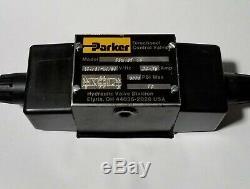 Parker Valve 3000 Psi Directionnel, Modèle # D3w1cy- 14