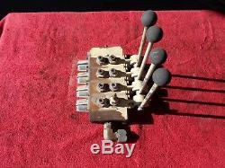 Parker Vanne De Régulation 4-spool Hydraulique Directionnel # Wb2dg Mod. 6-0092-74, Dg0038