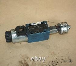 Rexroth 00913477 4we 6 D62/eg24n9k4qmag24 Valve Directionnelle Hydraulique Giv50