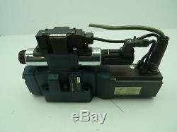 Rexroth 4wrte16v200l-42 / 6eg24 Ek31 / A1m Directionnel Hydraulique Valve R900975264