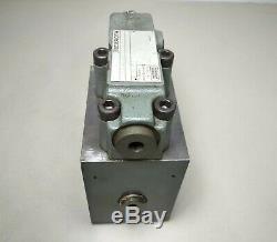Rexroth Db 25 G2-31 / 315 Soupape De Commande Directionnelle Hydraulique
