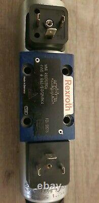 Rexroth Hydraulic Directional Control Valve 4we 6 E62/eg12n9k4/b08 £99